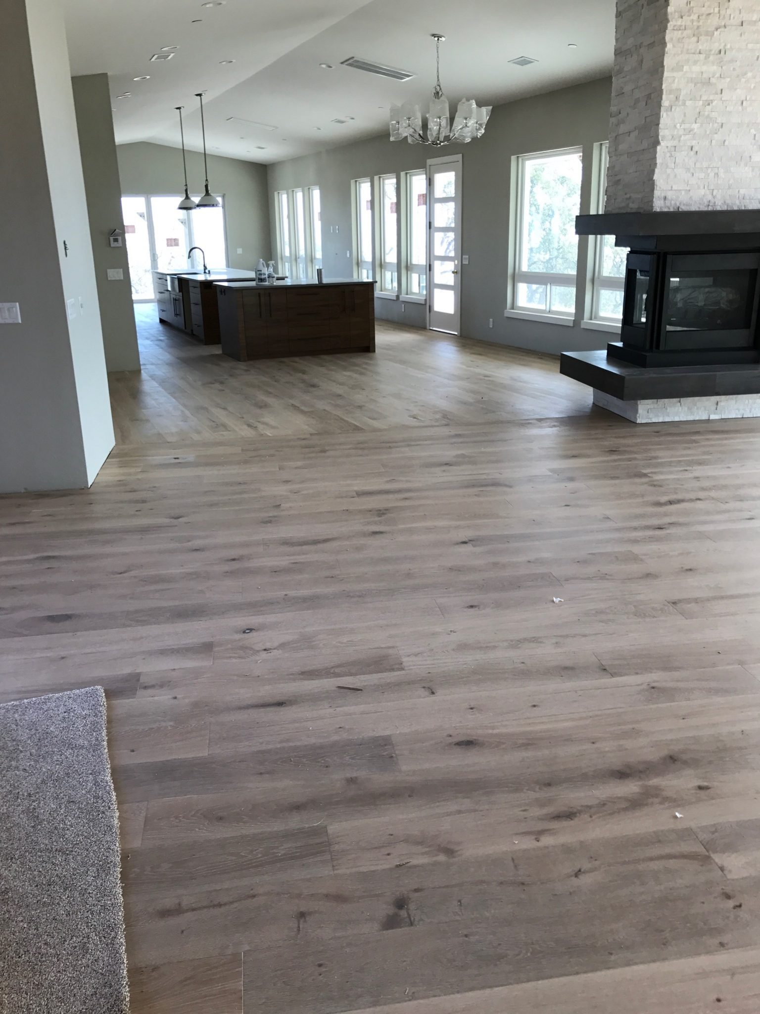 full house wood flooring